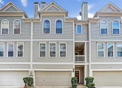 Galveston County, Harris County Condo/Townhouse For Sale: 1116 Nicholson Street