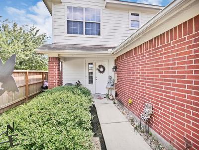 Houston Single Family Home For Sale: 1526 Carolina Grove Lane