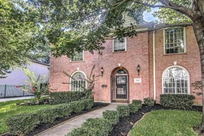 Houston Condo/Townhouse For Sale: 1508 Sandman Street