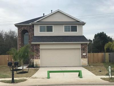 Bacliff Single Family Home For Sale: 203 Sea Breeze