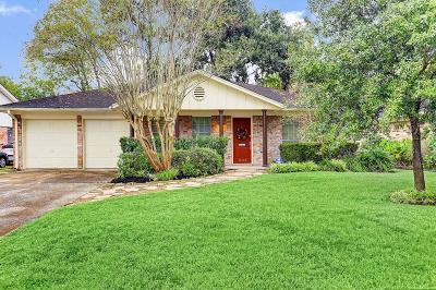 Houston Single Family Home For Sale: 14102 Kimberley Lane