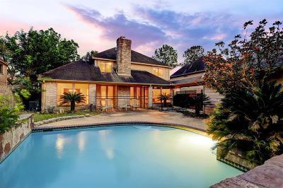 Houston Single Family Home For Sale: 11510 Del Monte Drive