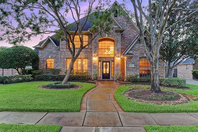 Houston Single Family Home For Sale: 2023 Walnut Green Drive