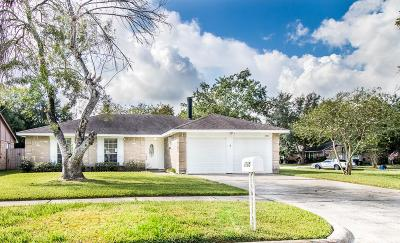 League City, League Single Family Home For Sale: 2785 Tallowood Drive