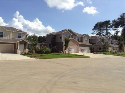 Conroe Multi Family Home Pending: 127 Wickersham