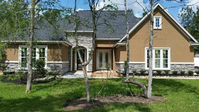 Montgomery Single Family Home For Sale: 11522 Sebastians Run