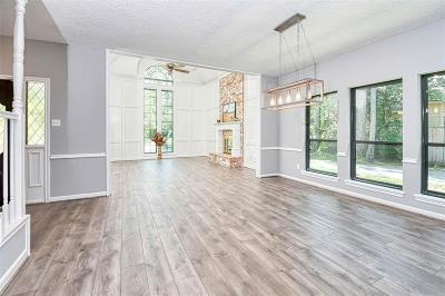 The Woodlands Single Family Home For Sale: 16 Gilcrest Forest Court