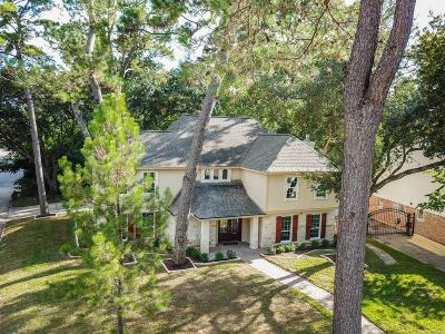 Houston Single Family Home For Sale: 327 Kickerillo Drive