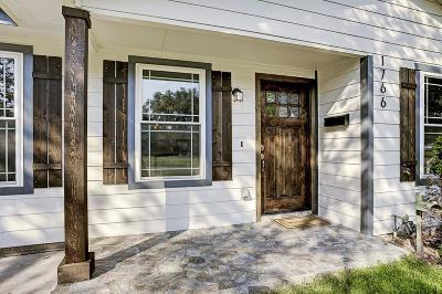 Houston Single Family Home For Sale: 1766 De Milo Drive