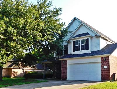 Sealy Single Family Home For Sale: 1305 Mockingbird Bend