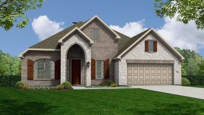 Rosenberg Single Family Home For Sale: 8227 Longear Lane