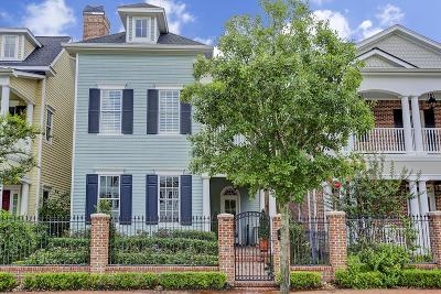 The Woodlands Single Family Home For Sale: 57 N Bay Boulevard