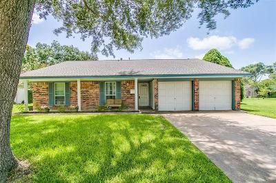 Pearland Single Family Home For Sale: 5308 Leggett Lane