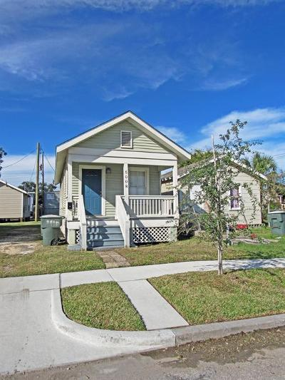 Galveston Multi Family Home For Sale: 5010 Avenue L
