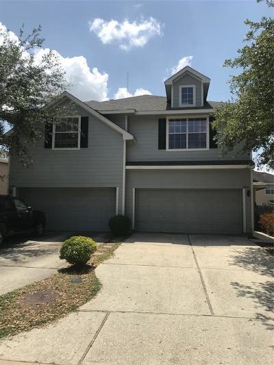 Houston Single Family Home For Sale: 2915 Loganberry Park Lane