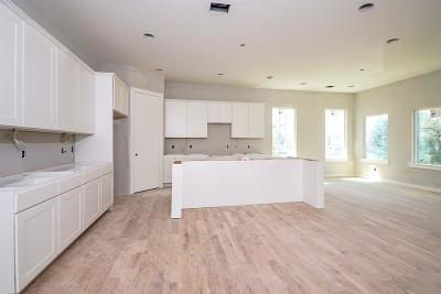 Houston Single Family Home For Sale: 2403 Bastrop Street