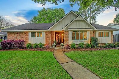 Galveston County, Harris County Single Family Home For Sale: 6207 Rutherglenn Drive