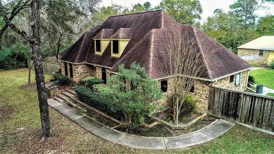 Humble Single Family Home For Sale: 21610 Whispering Pines Pines