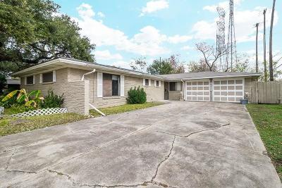 Houston Single Family Home For Sale: 9427 Greenwillow Street