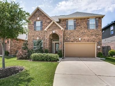 Fulshear Single Family Home For Sale: 4118 Astoria Manor Lane