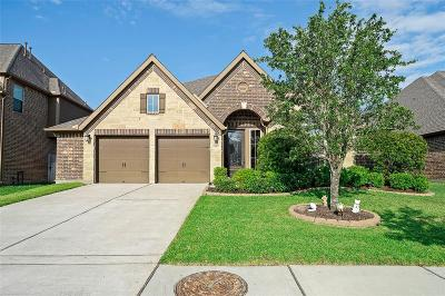 Katy Single Family Home For Sale: 4323 San Pellegrino Place
