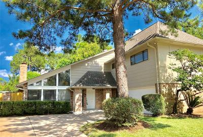 Sugar Land Single Family Home For Sale: 2754 Raintree Drive