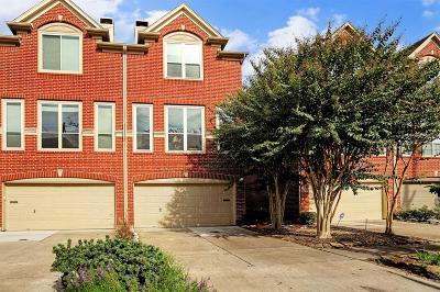 Houston Condo/Townhouse For Sale: 2011 Park Street
