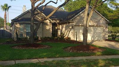 Cinco Ranch Single Family Home For Sale: 2739 Rayburn Ridge Drive