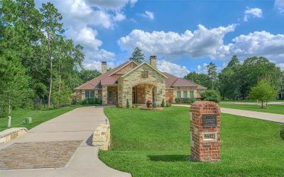 Conroe, Spring, The Woodlands Single Family Home For Sale: 5602 Romulus Court