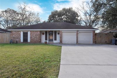 Kemah Single Family Home For Sale: 2107 Redwood Street