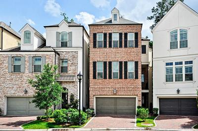 The Woodlands Single Family Home For Sale: 30 Wooded Park Place