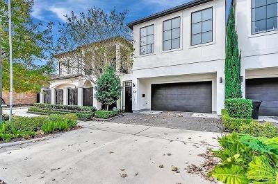 Houston Single Family Home For Sale: 2428 Brun Street