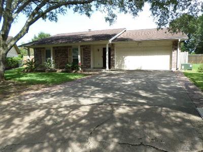 Missouri City Single Family Home For Sale: 2207 Fairgreen Drive