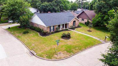 Houston Single Family Home For Sale: 5403 Sheraton Oaks Drive