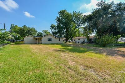 Houston Single Family Home For Sale: 7801 Almeda Genoa Road