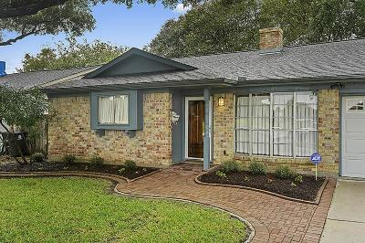 Harris County Single Family Home For Sale: 16214 Thunderbay Drive