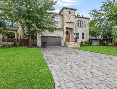 Houston Single Family Home For Sale: 5530 Jessamine Street
