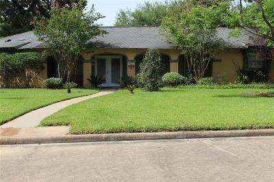 Houston Single Family Home For Sale: 8222 Roebourne Lane