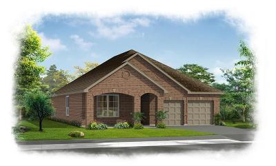 Conroe TX Single Family Home For Sale: $279,544