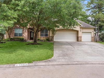 Cypress Single Family Home For Sale: 14419 Sunbluff Court