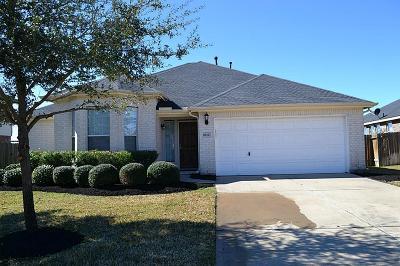 Rosenberg Single Family Home For Sale: 8814 High Ridge Lane