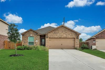 Hockley Single Family Home For Sale: 20658 Stout Drive