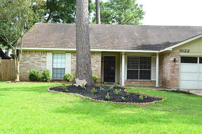 Kingwood TX Single Family Home For Sale: $189,000