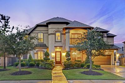 Katy Single Family Home For Sale: 26714 Cedardale Pines Drive