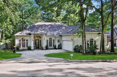 Conroe Single Family Home For Sale: 110 E East Park Drive