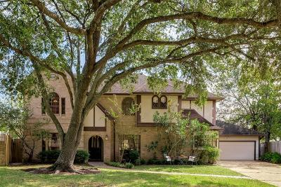 Houston Single Family Home For Sale: 12707 Emsworth Circle