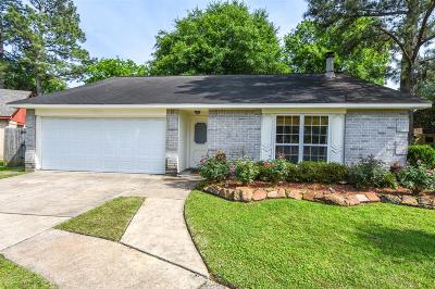 Spring Single Family Home For Sale: 5906 Flower Gate Drive