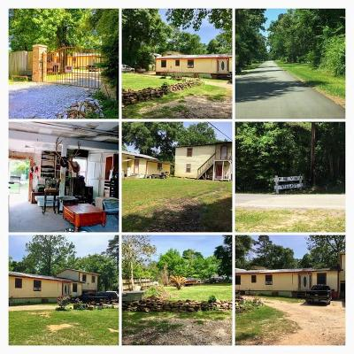 Magnolia Farm & Ranch For Sale: 16415 S Ravenswood Drive S
