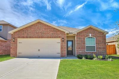 Harris County Single Family Home For Sale: 22719 Overland Bell Drive