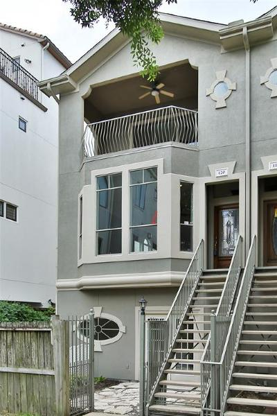 Rice Military Condo/Townhouse For Sale: 120 Detering Street